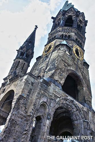 The Memorial Church of Berlin
