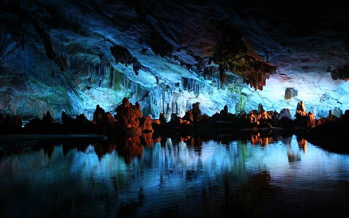 Pirilampo Waitomo Caves