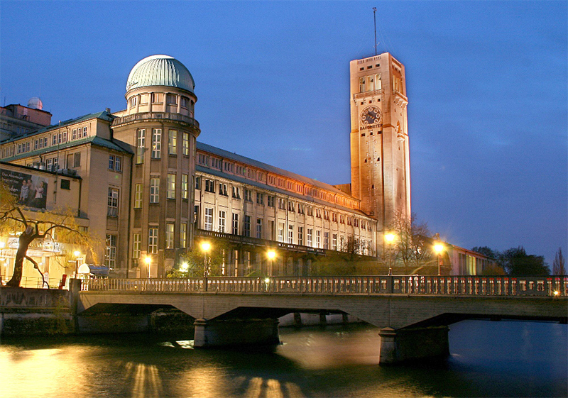 The Deutsches Museum in Museum