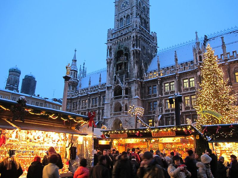 Munich Christmas Markets in Munich