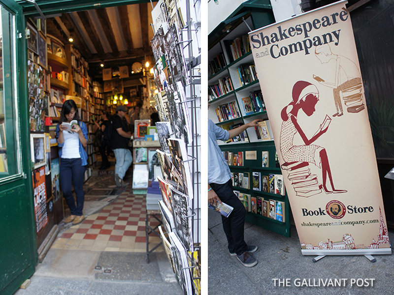 A look at Shakespeare and Company