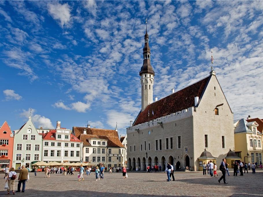Tallinn_Old Town Hall