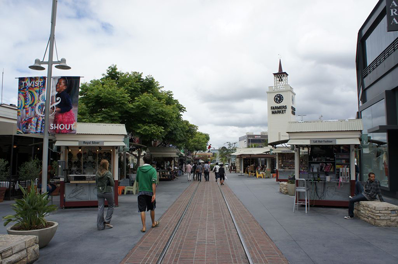 The Grove Shopping complex