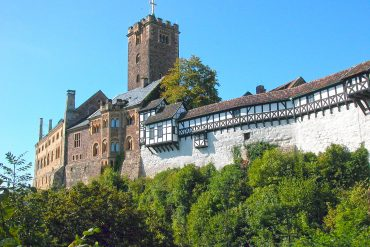 The Wartburg Castle