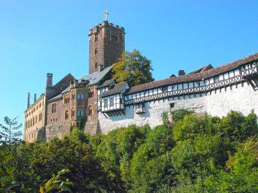 The Wartburg Castle