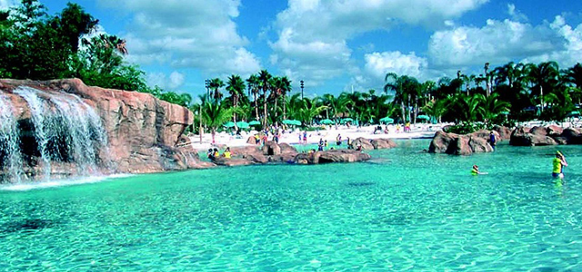 uncover the discovery cove